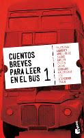 Portada del libro cuentos breves para leer en el bus
