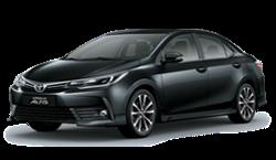 Đánh giá xe Altis V Sport 2018 tại Toyota Hùng Vương ảnh 3