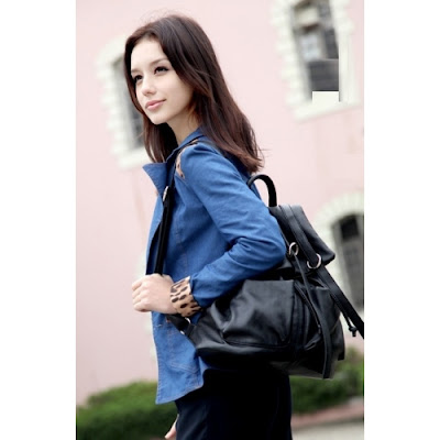 HB3238 BACKPACK - BLACK