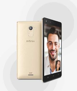 Infinix X556 Hot 4 Pro - 16GB 4G LTE