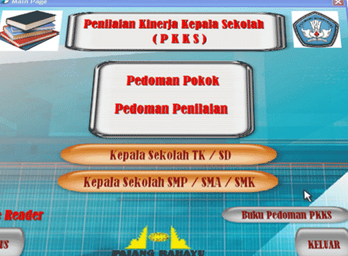 Aplikasi PKKS 2016 SD SMP SMA SMK TK