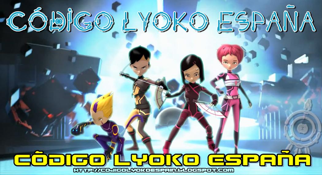 BLOG  Cdigo Lyoko Espaa Juegos