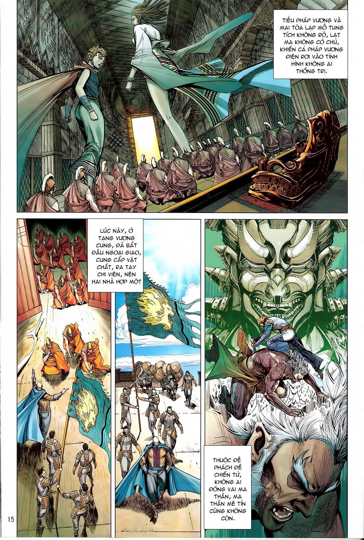 truyện tranh thiết tướng tung hoành Chapter 93/