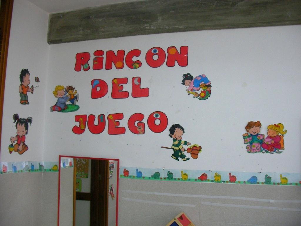 Ceip el roque rincones en educaci n infantil - El rincon del sibarita ...