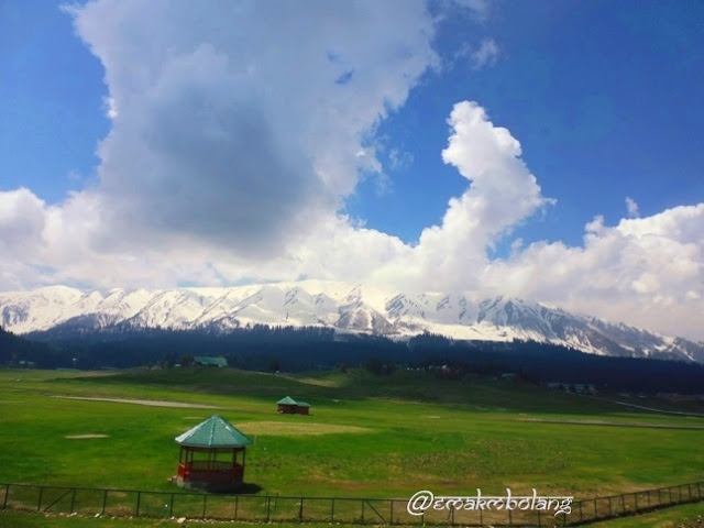 Kashmir Paradise of the earth