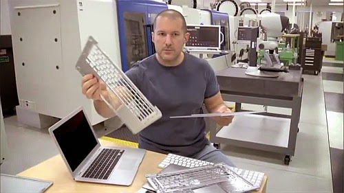 Jony Ive Working with Steve Jobs