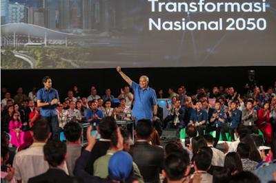 Blog Viral Apa Itu Transformasi Nasional 2050 Tn50 Najibrazak Khairykj