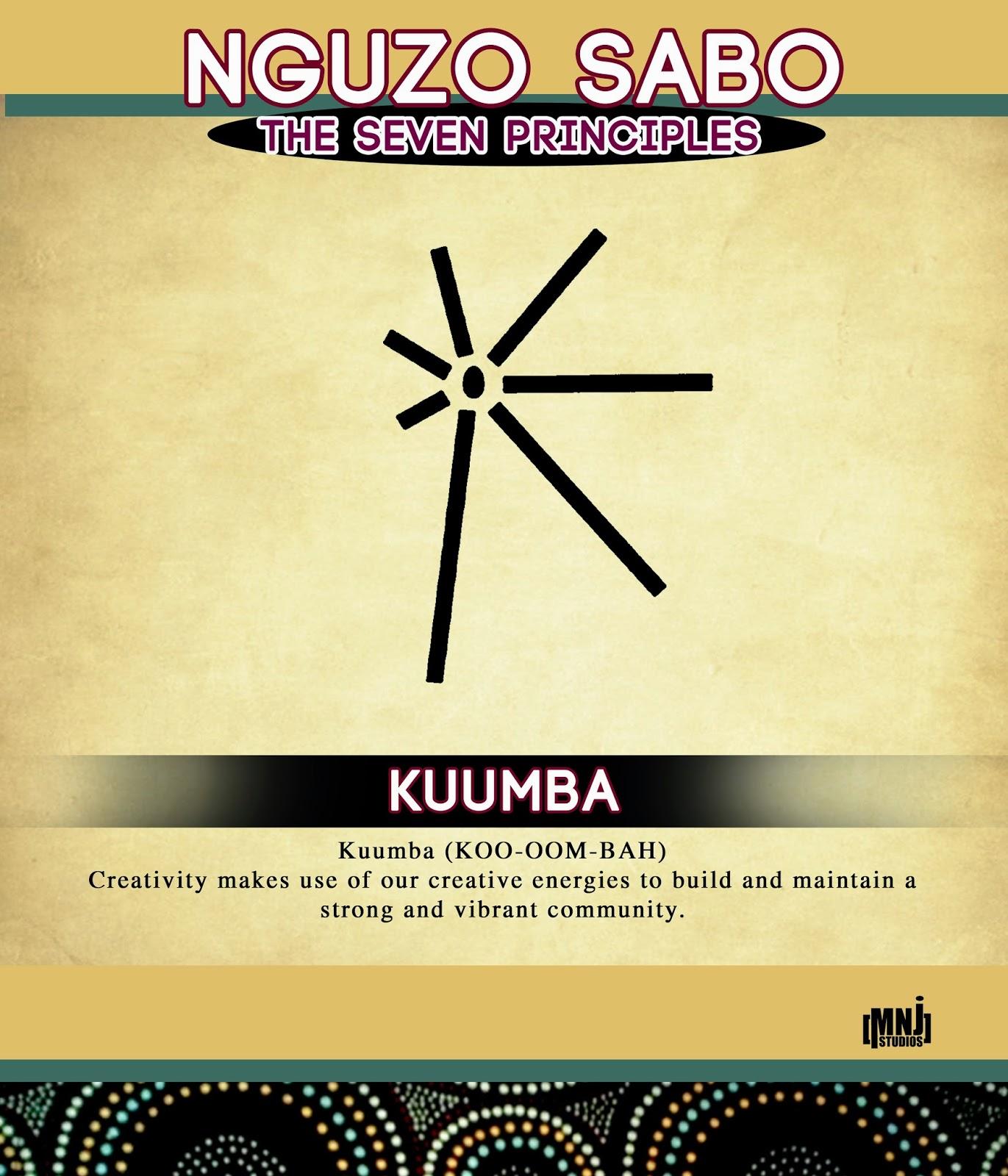 Life Of The Creative Geek Kwanzaa Symbols