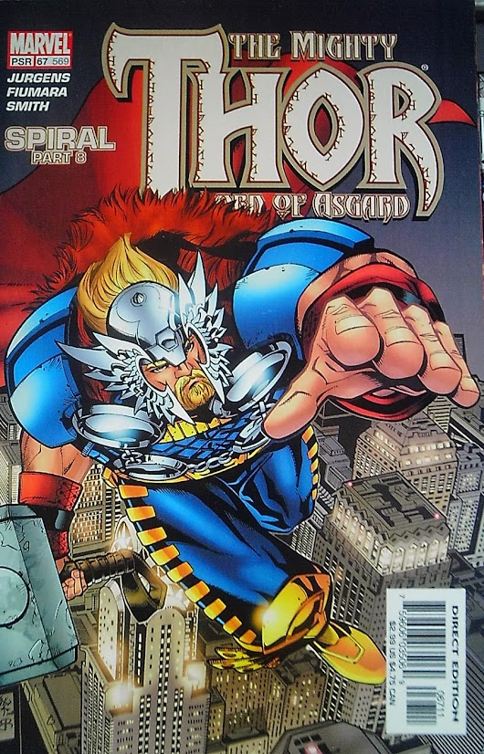 THE MIGHTY THOR VOL2 67