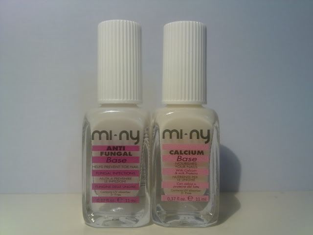 MI-NY NAIL CARE - CURATIVO ANTIFUNGAL E CALCIUM BASE