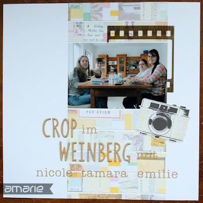 einfach amarie - crop im weinberg layout