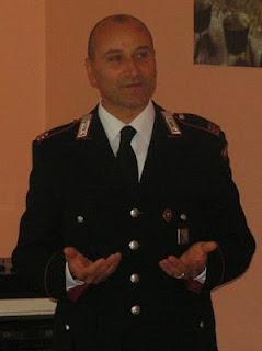 Il Maresciallo Faella lascia il comando della Stazione CC di Amaseno