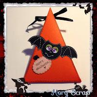 pasos para hacer hermoso dulcero para halloween