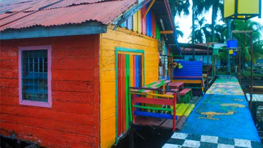 Rumah di kampung kuantan