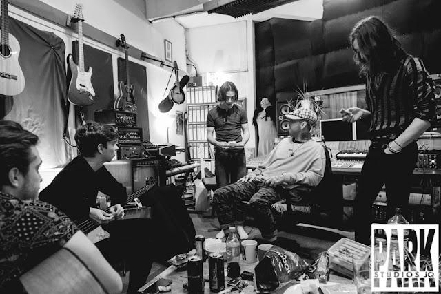 The Carnival Club EP | Birmingham Recording Studio | Park Studios JQ | band