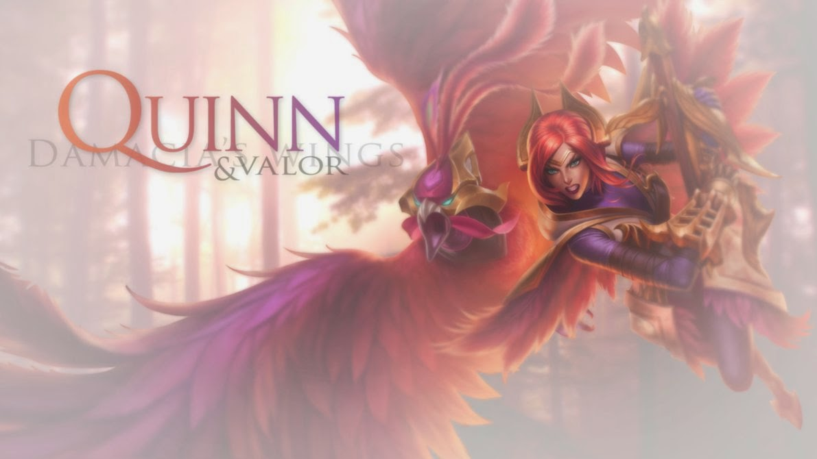 quinn league of legends - photo #8