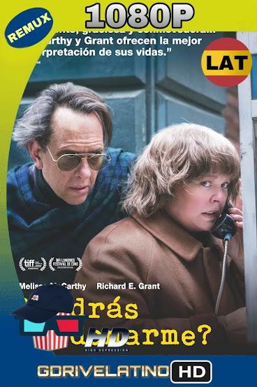¿Podrás Perdonarme? (2018) BDRemux 1080p Latino-Ingles MKV