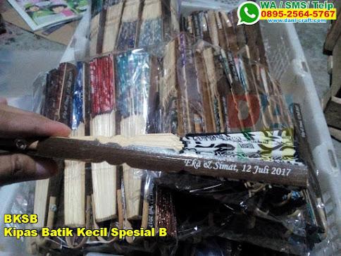 Harga Kipas Batik Kecil Spesial B