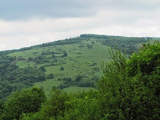 Chyrowa (694 m n.p.m.).