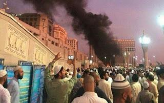 Innalillah... Warga Saudi Meninggal Dihantam Rudal Teroris Syiah Houtsi