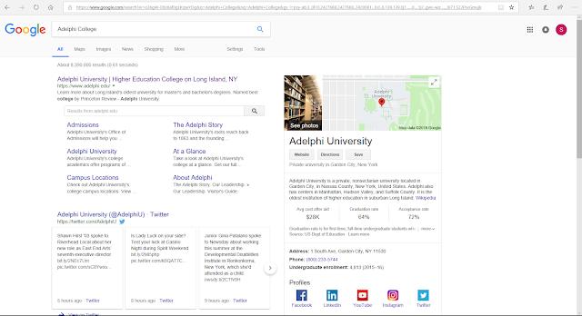U of Admissions Marketing: Bing versus Google: Comparing