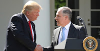EPA boss Scott Pruitt's idea for a climate science debate met resistance in the Trump White House. (Credit: Andrew Harnik/Associated Press) Click to Enlarge.