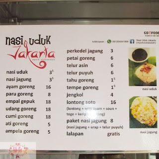 Nasi Uduk Jakarta Mpok Zubaedah 3