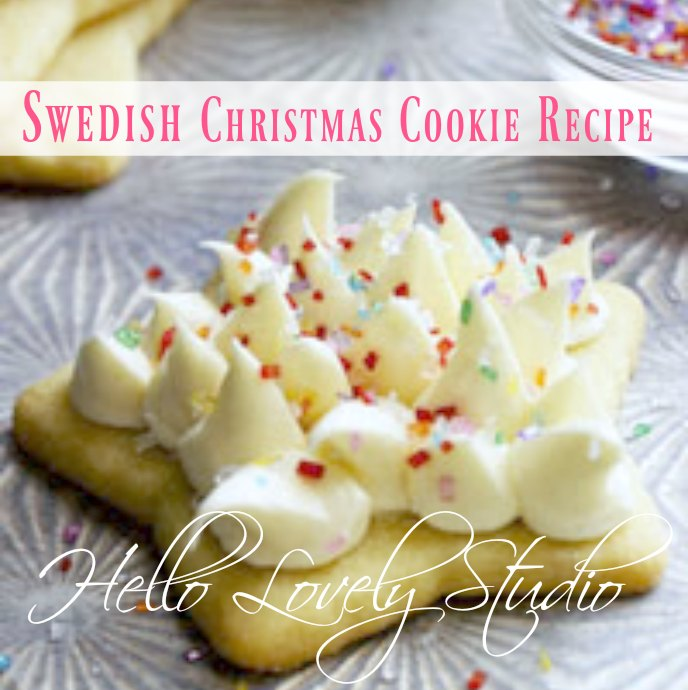 How to Make My Favorite  Christmas Cookie Recipe & Holiday Favorites!