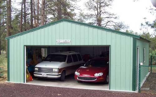 2 Car Garage Plans