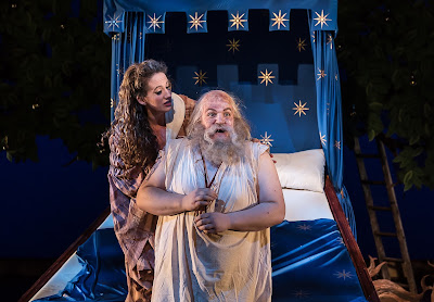 Guildhall School - Julian Philips: The Tale of Januarie - Anna Sideris, John Findon - photo Clive Barda