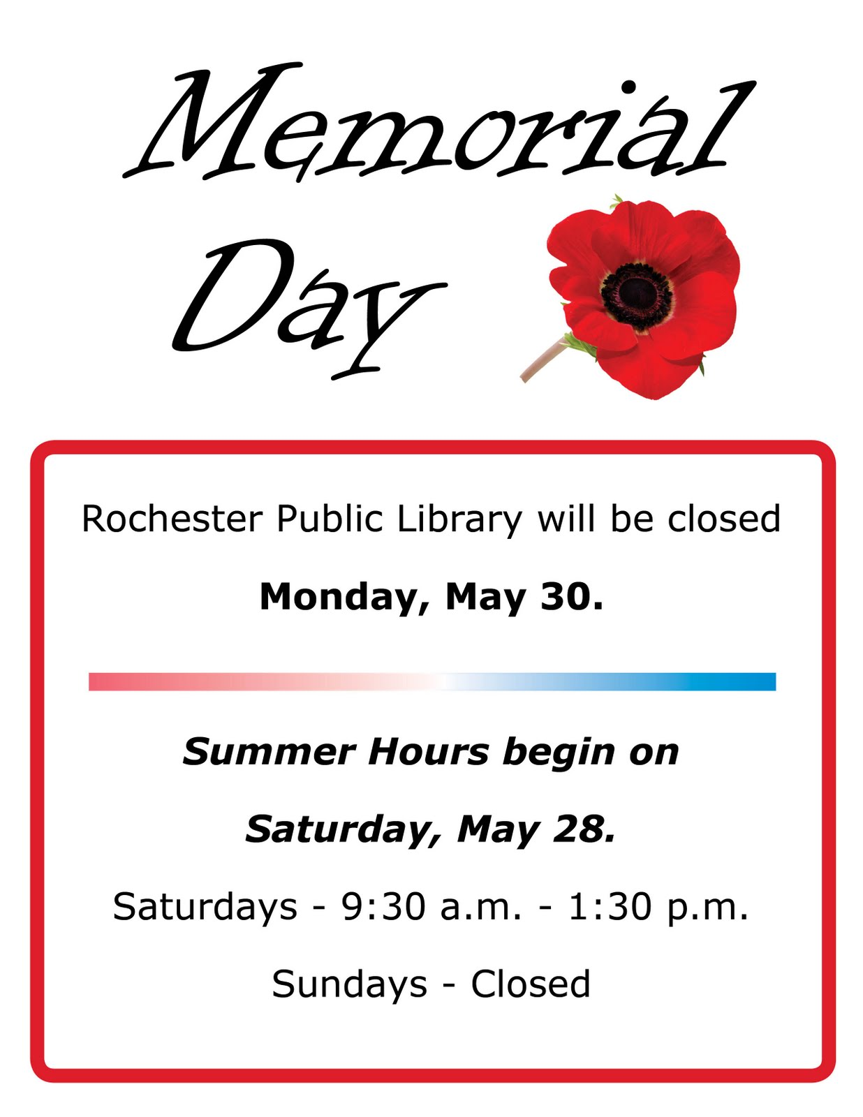 free memorial day flyer template in adobe illustrator template net