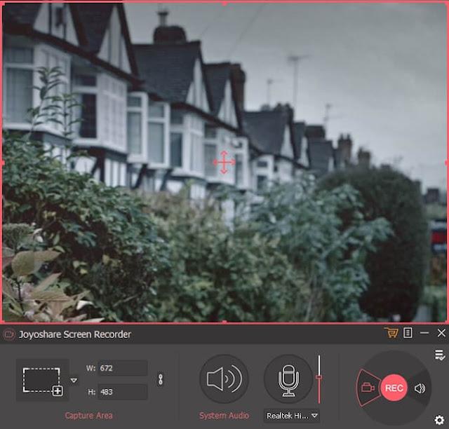 برنامج صغير الحجم لتصوير الشاشة فيديو
