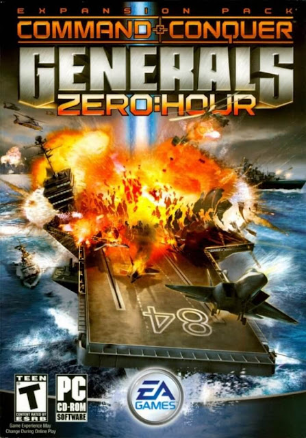 Command and Conquer Generals Zero Hour Download Free PC Game