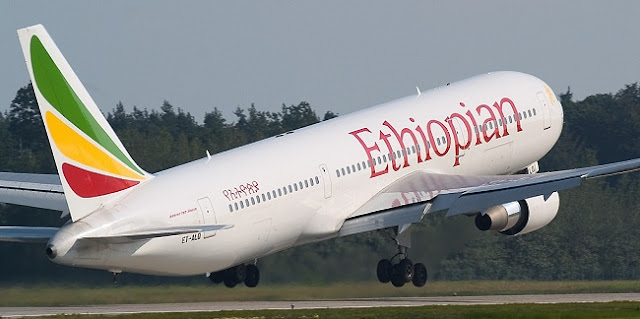 Ethiopian Airlines plane crashes on way to Nairobi