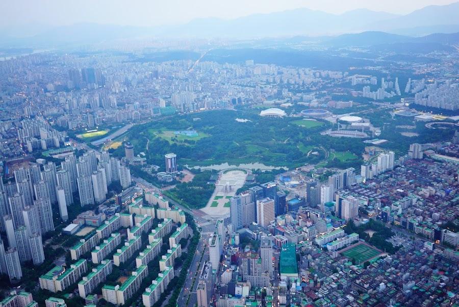 Lotte World Tower, tallest building in Korea