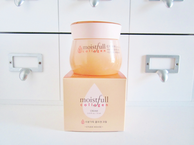 Etude House Moistfull Collagen Cream Review
