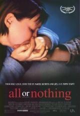"""Carátula del DVD: """"Todo o nada"""""""