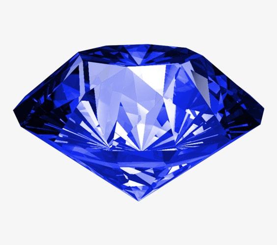 ¡Colores de los diamantes!