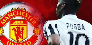 Manchester United Konformasi Transfer Paul Pogba