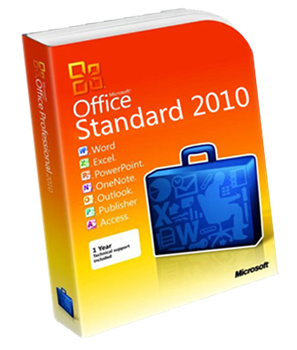microsoft office standard 2010 key