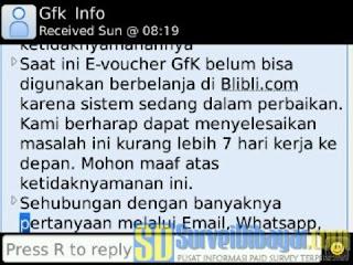 Website GfK Indonesia masih dalam perbaikan | SurveiDibayar.com