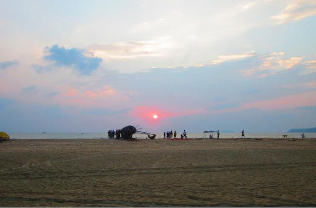 Velsao beach Goa