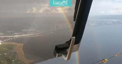 Fenomena Langka Pelangka 360 Derajat Ini Berhasil Diabadikan, Lihat Videonya!