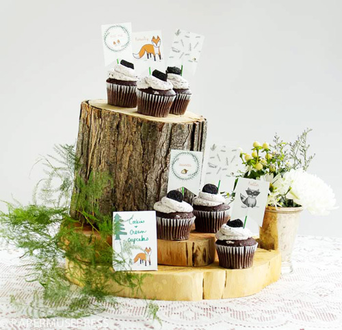My Owl Barn Woodland Baby Shower Free Printables