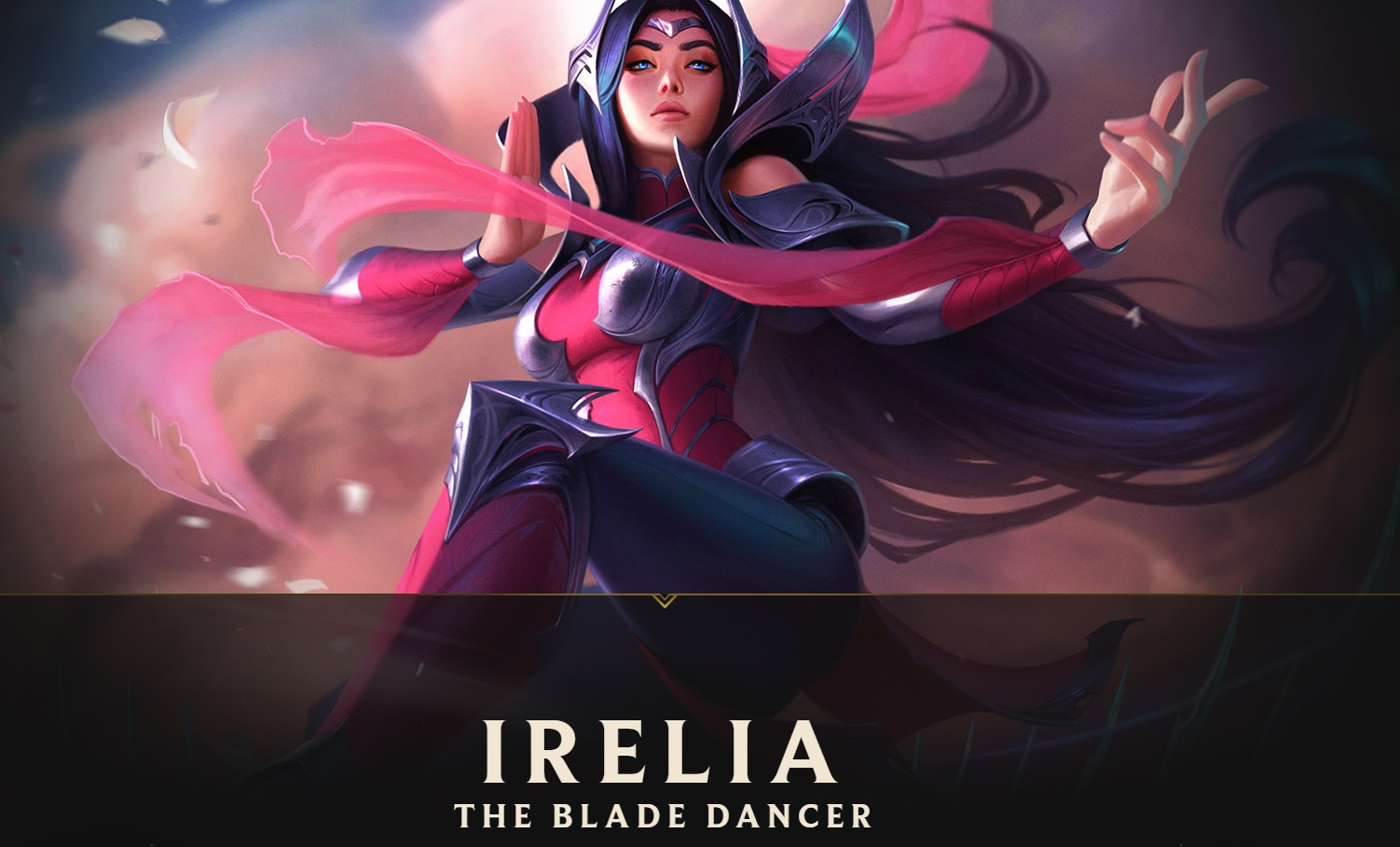 surrender at 20 champion update irelia the blade dancer