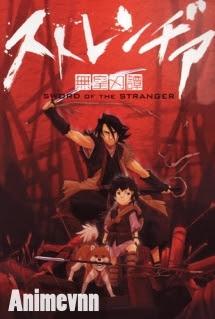 Kiếm Khách Quái Dị -Sword of the Stranger - Stranger: Mukou Hadan 2013 Poster