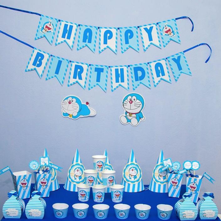 Các set bóng trang trí sinh nhật chủ đề hoạt hình đẹp 6