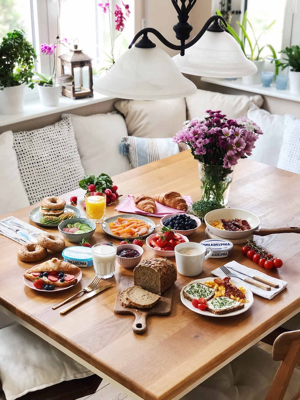 Drei leckere Frühstücksideen