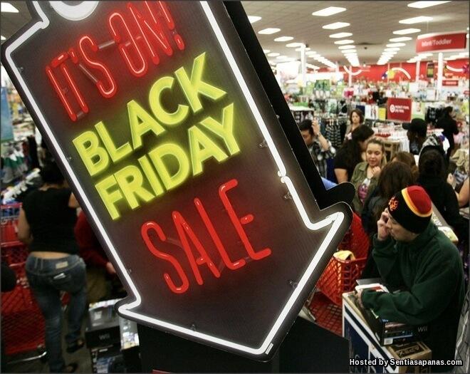 Apa Itu Jualan 'Black Friday'