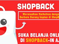 Meramaikan Harbolnas dengan Berburu Barang Impian di ShopBack